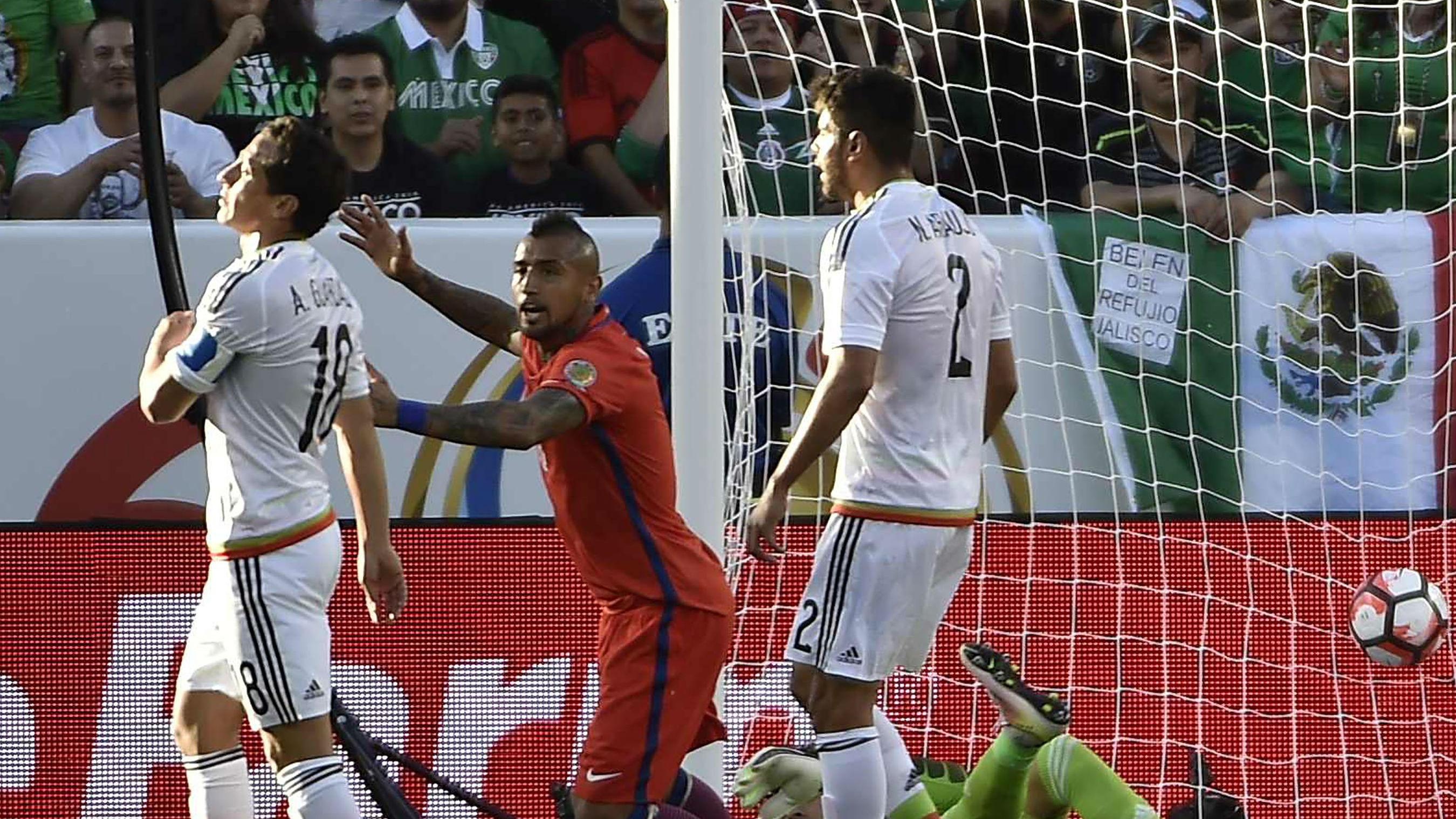 Mexico humiliated by precise Chile in 7-0 blowout loss in Copa America quarterfinals