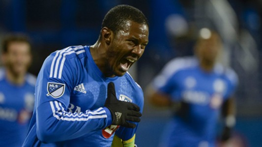 Patrice Bernier Montreal Impact MLS Playoffs 10292015