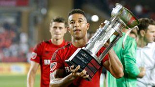 Justin Morrow Toronto FC MLS 20160731