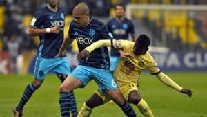 Osvaldo Alonso Darwin Quintero Seattle Sounders Club America CONCACAF Champions League 03022016