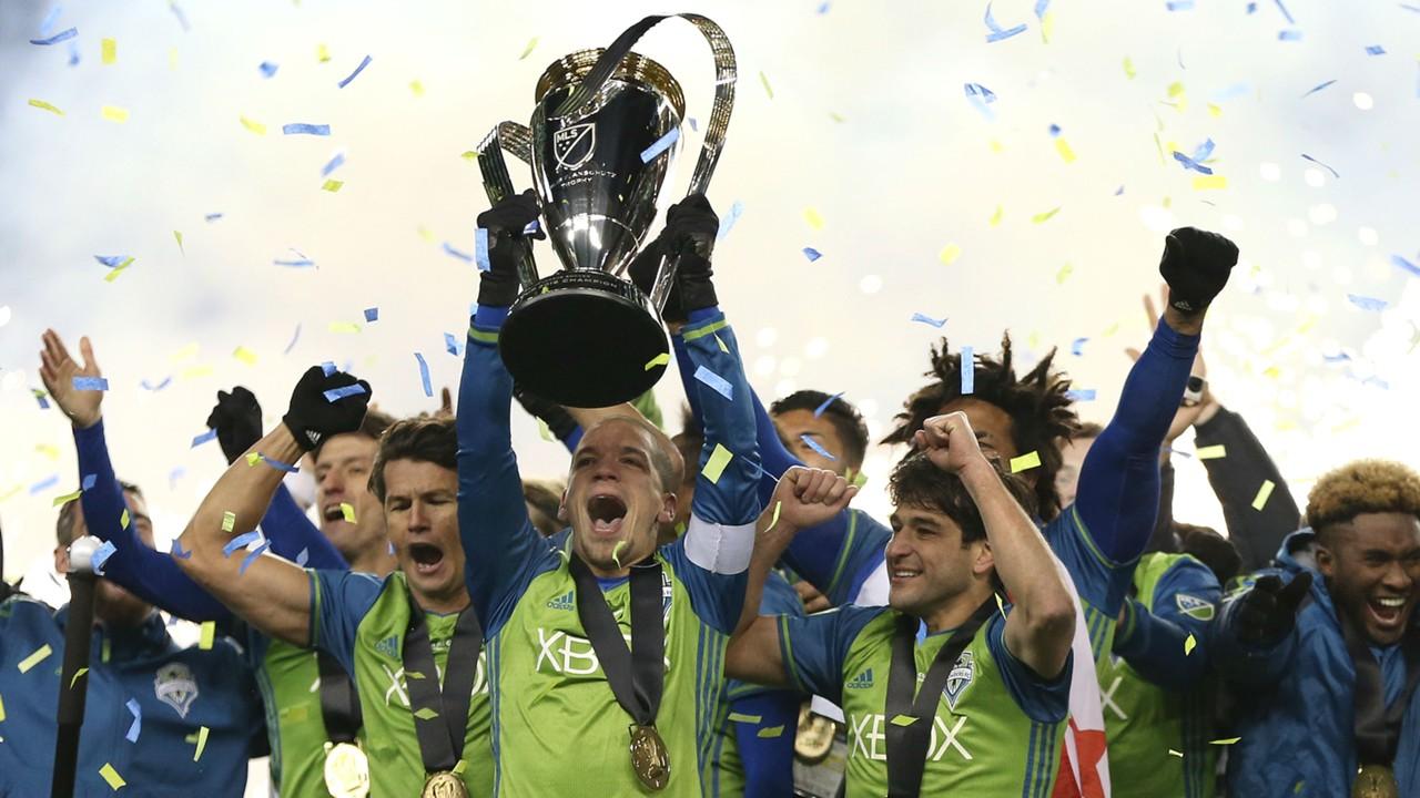 Seattle Sounders MLS Cup 12102016