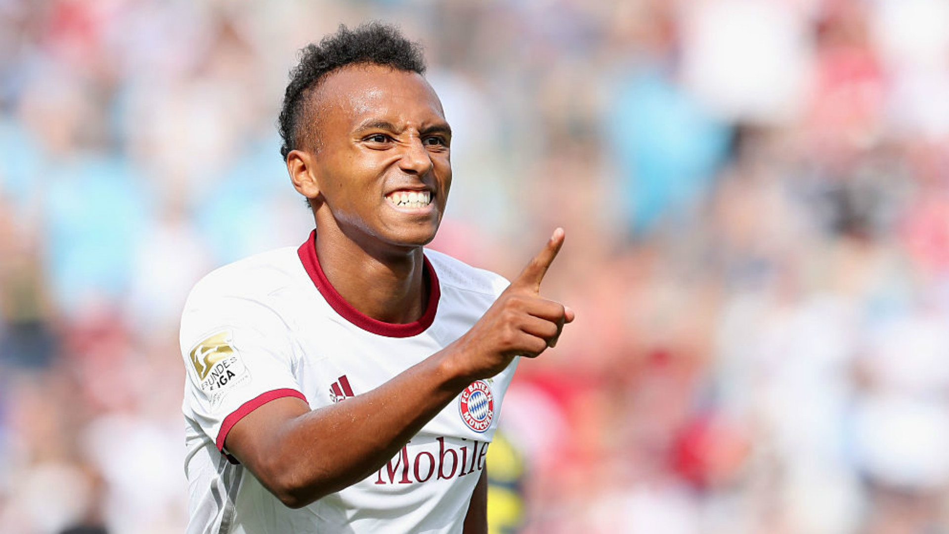 Julian Green Bayern Munich 07302016