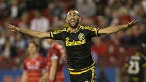Justin Meram Columbus Crew MLS 20160402