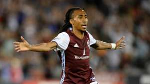 Marlon Hairston MLS Colorado Rapids 2 07162016