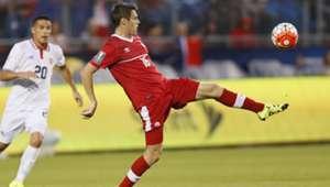 Maxim Tissot Canada Costa Rica Gold Cup 07142015