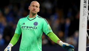 Josh Saunders New York City FC MLS 03152015