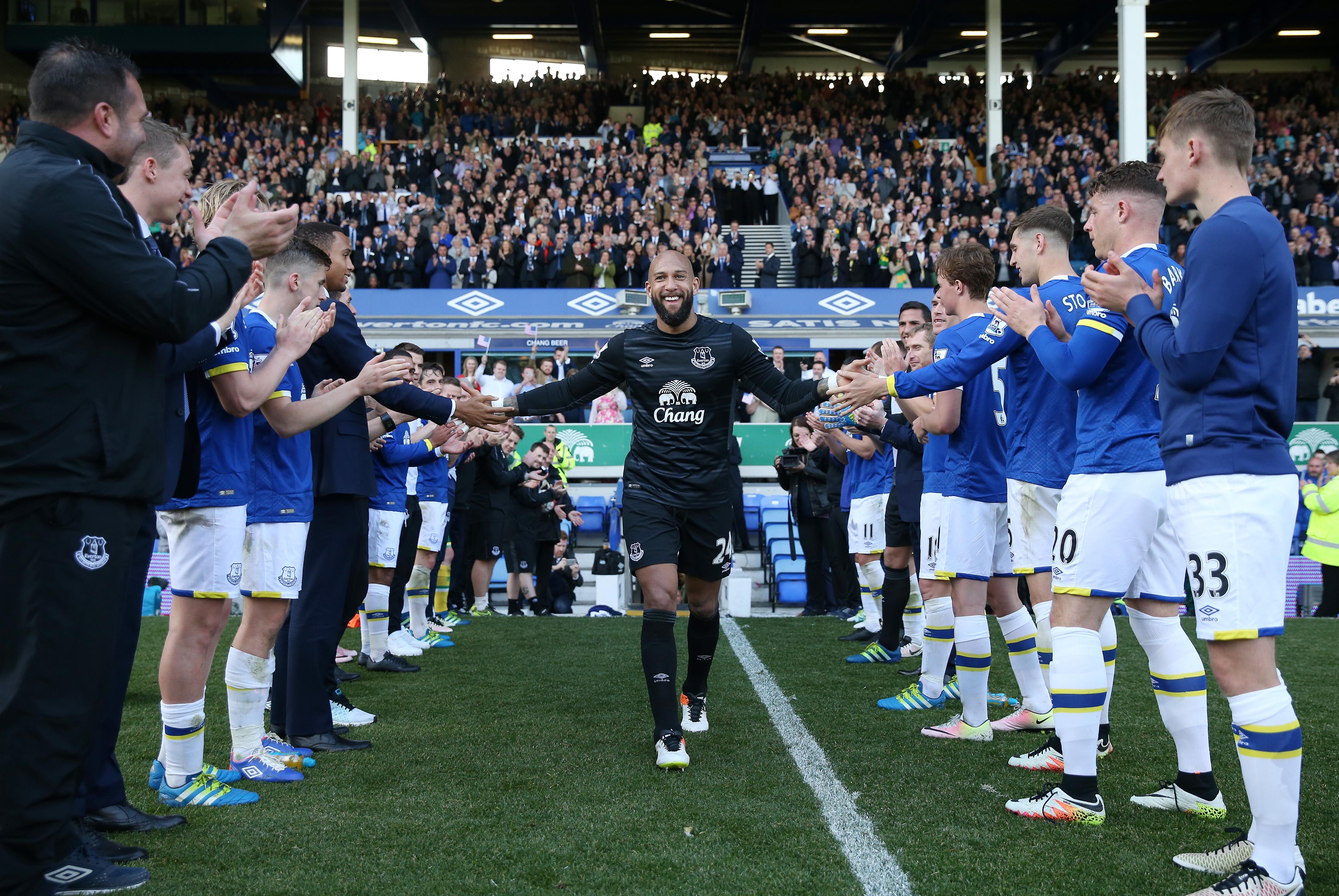 Tim Howard, Everton, 05152016