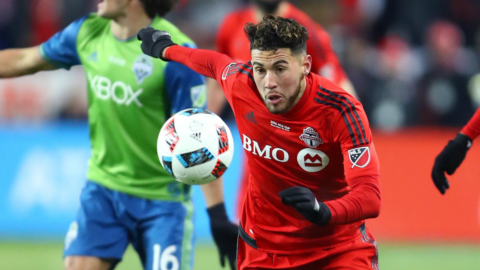 Jonathan Osorio Toronto FC MLS 20161210
