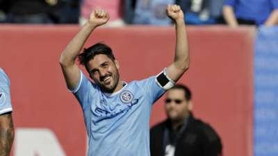 David Villa MLS 1 NYCFC 04302016