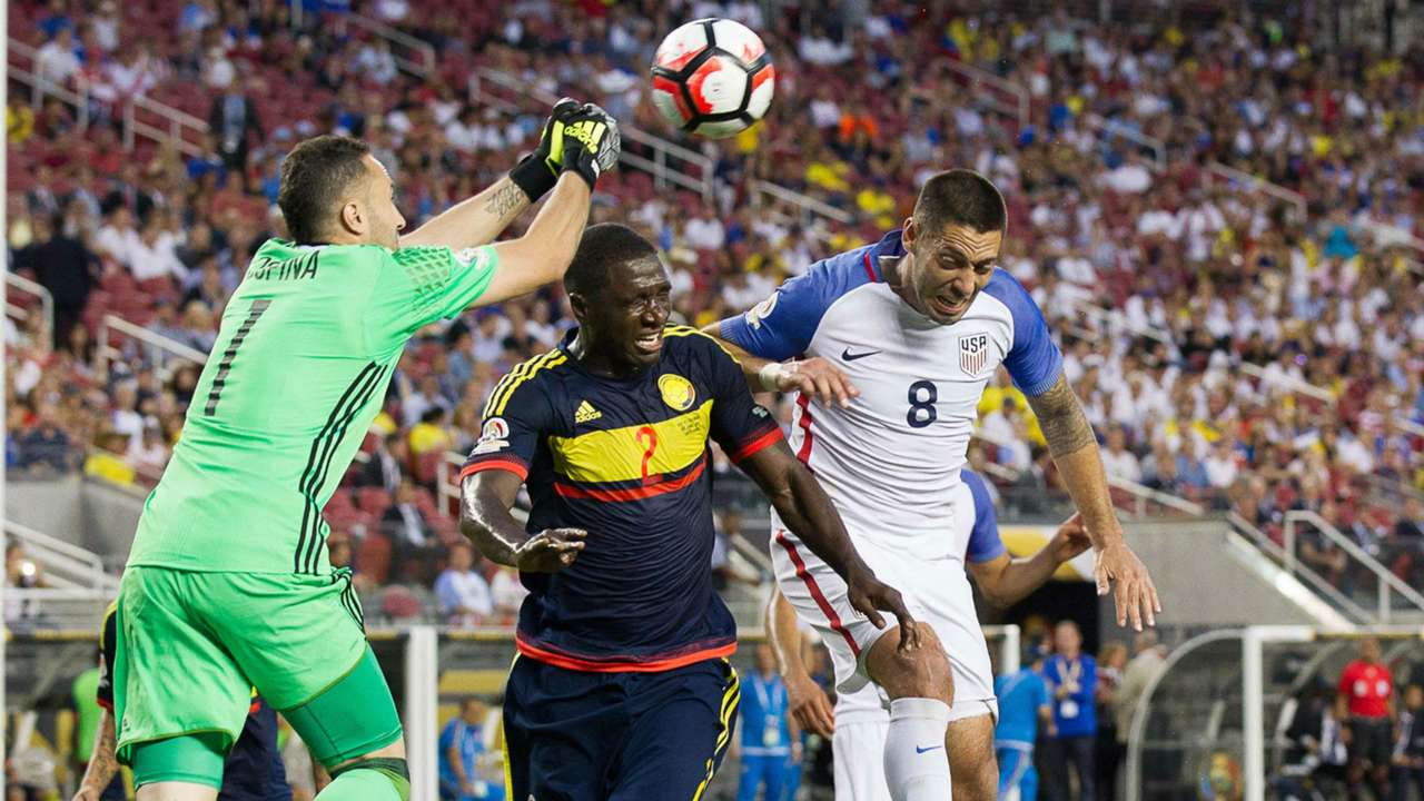 David Ospina Cristian Zapata Clint Dempsey Colombia USA 060316.jpg