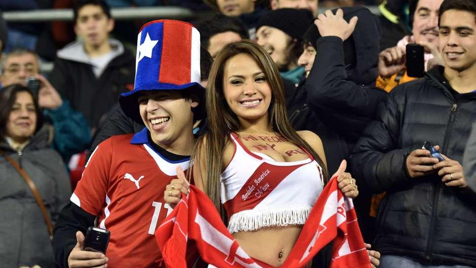 Peru fan Copa America 2015 - Goal.com