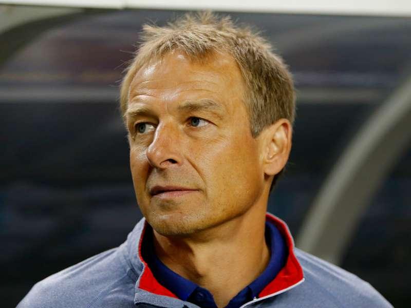 Klinsmann with plenty to consider ahead of September USA friendlies