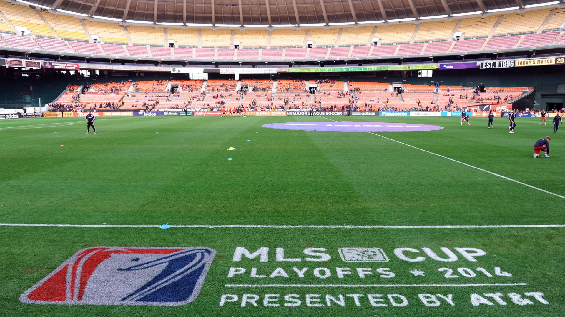 RFK Stadium MLS Playoffs 11082014