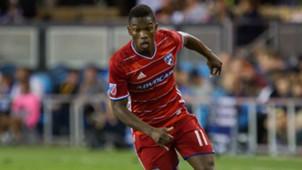 Fabian Castillo MLS FC Dallas 07082016