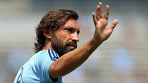 Andrea Pirlo New York City FC MLS 20150726