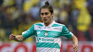 Jorge Villafana Liga MX Santos Laguna 02062016
