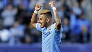Ronald Matarrita New York City FC MLS 04302016