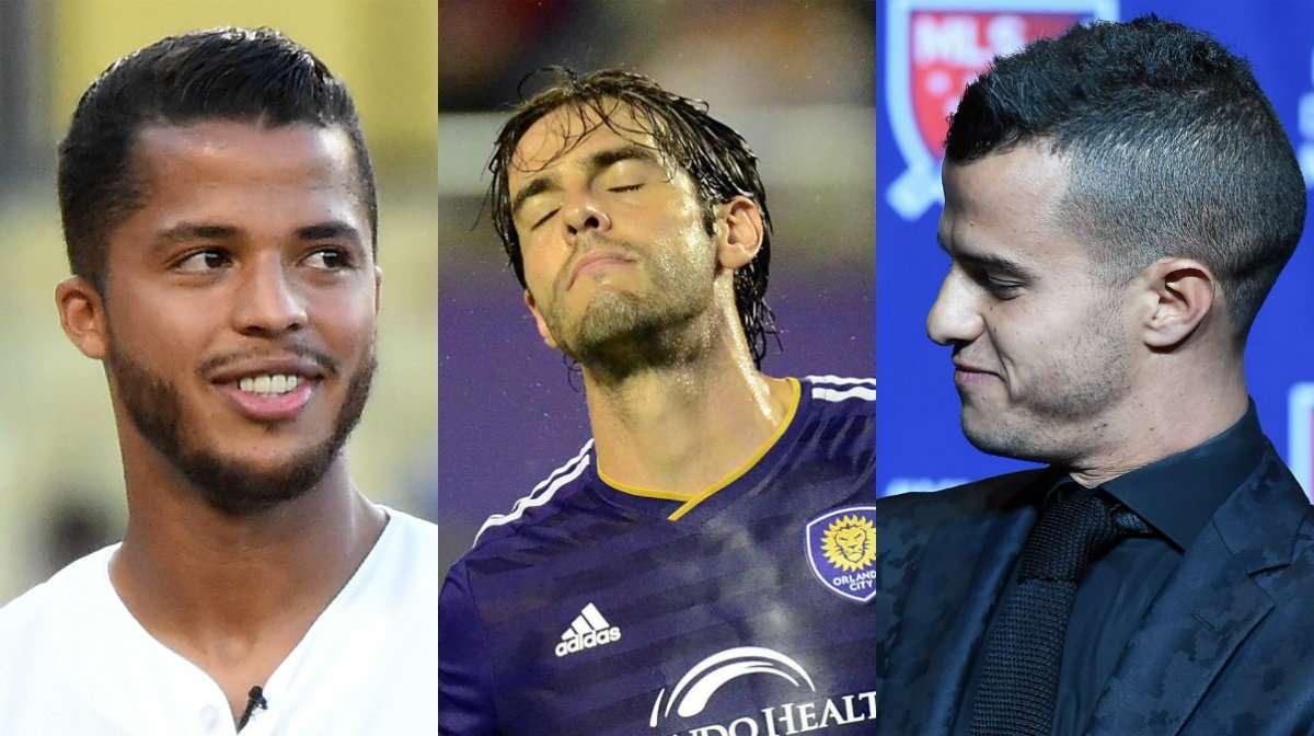 MLS Designated Player collage