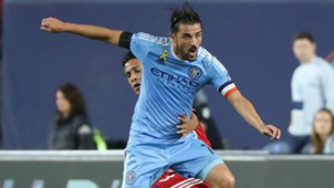 David Villa MLS NYCFC FC Dallas 09172016