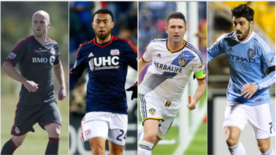 Goal MLS 50 Collage