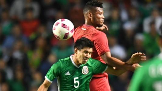Jesus Molina Mexico Panama firendly 10112016