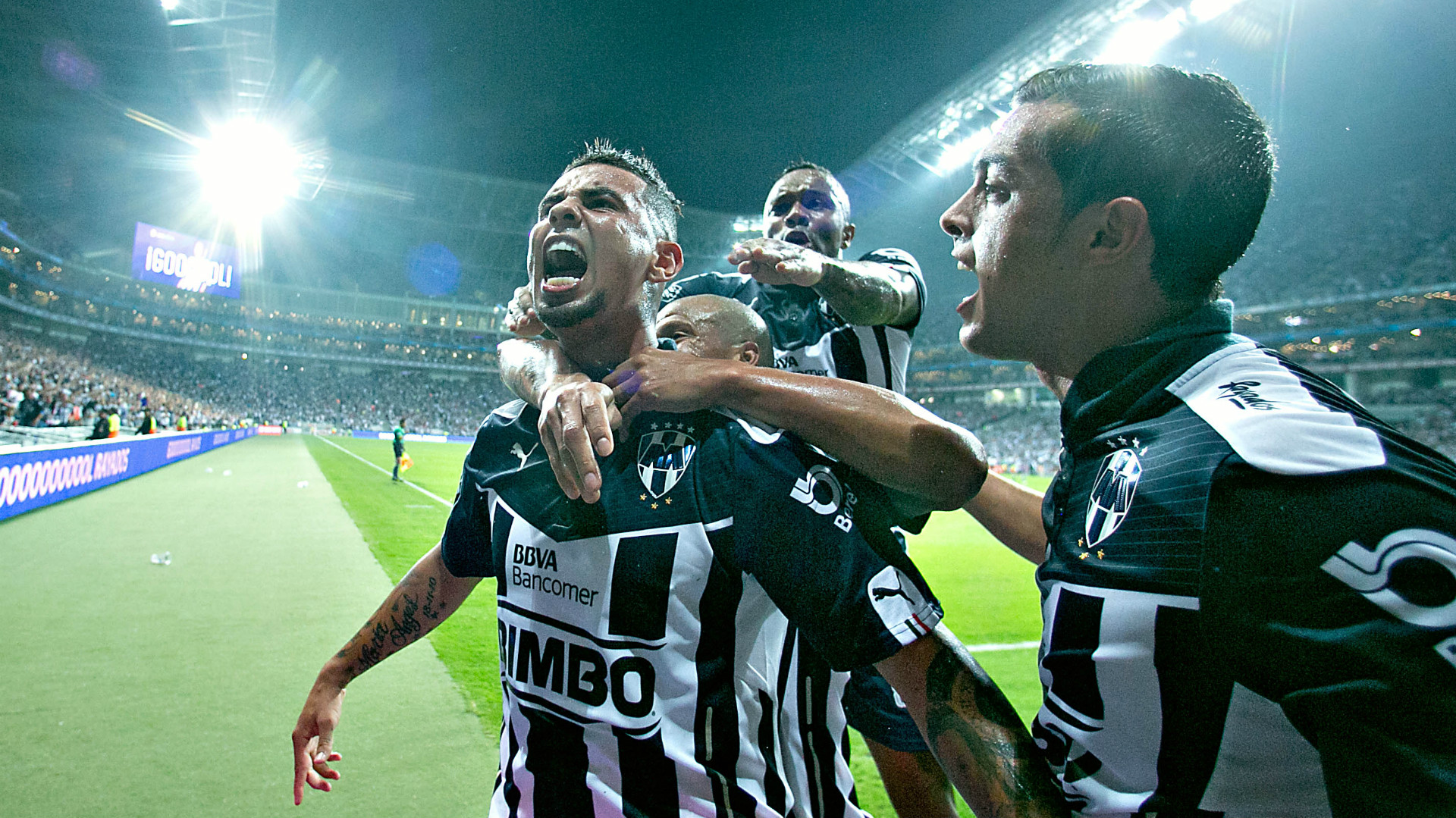 Edwin Cardona Monterrey Liga MX 05212016