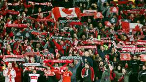 Toronto FC fans MLS 110616
