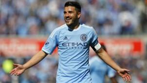 David Villa NYCFC MLS 03262016