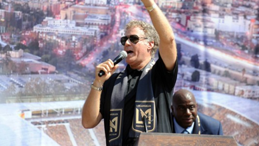 Will Ferrell LAFC groundbreaking 08232016
