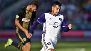 Matias Perez Garcia Orlando City Philadelphia Union MLS 10162016