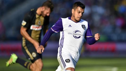 Matias Perez Garcia Orlando City Philadelphia Union MLS 10162016