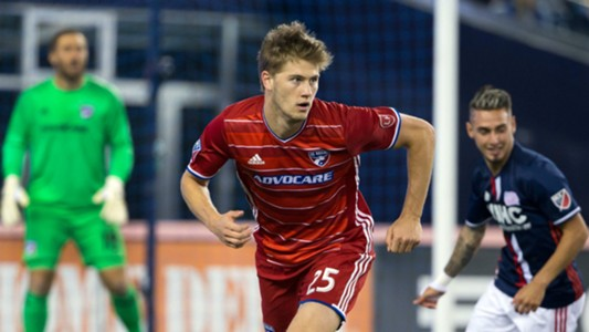 Walker Zimmerman FC Dallas MLS 05142016