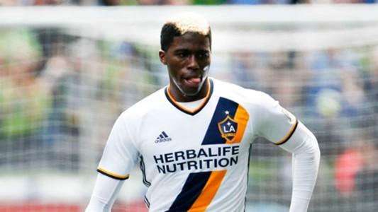 Gyasi Zardes MLS LA Galaxy 08292016