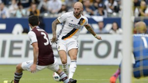 Jelle Van Damme LA Galaxy Colorado Rapids MLS 10302016
