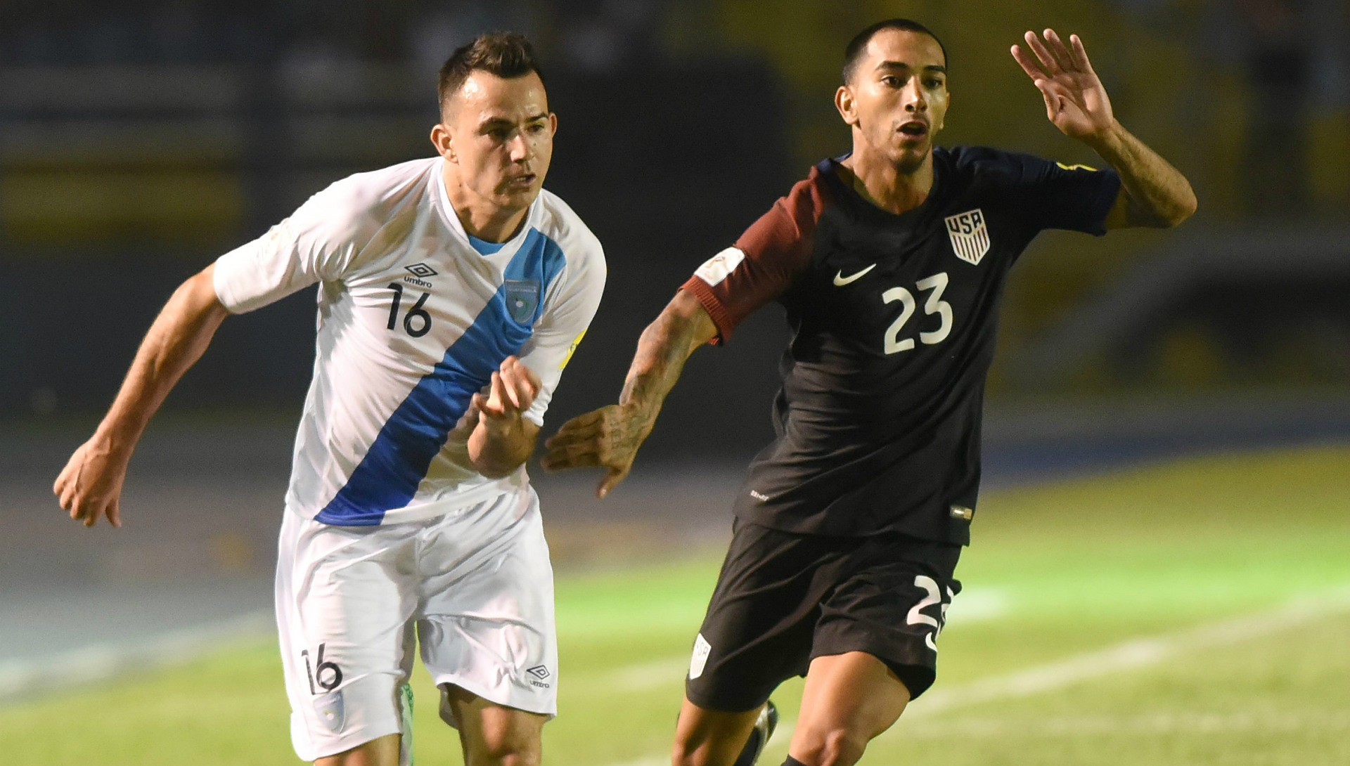 Edgar Castillo Marco Pappa USA Guatemala World Cup qualifying 03252016