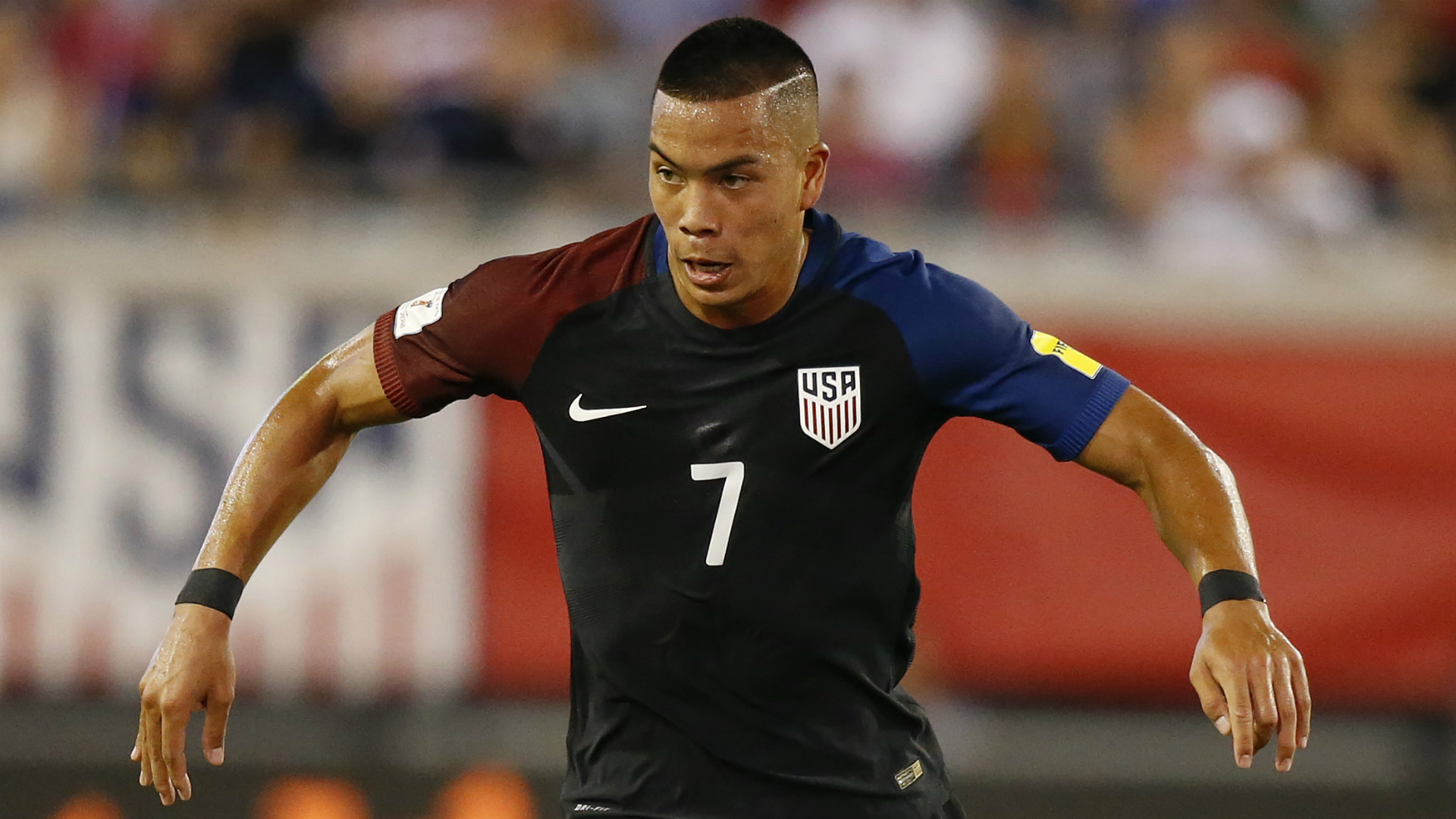 Bobby Wood USA 09062016