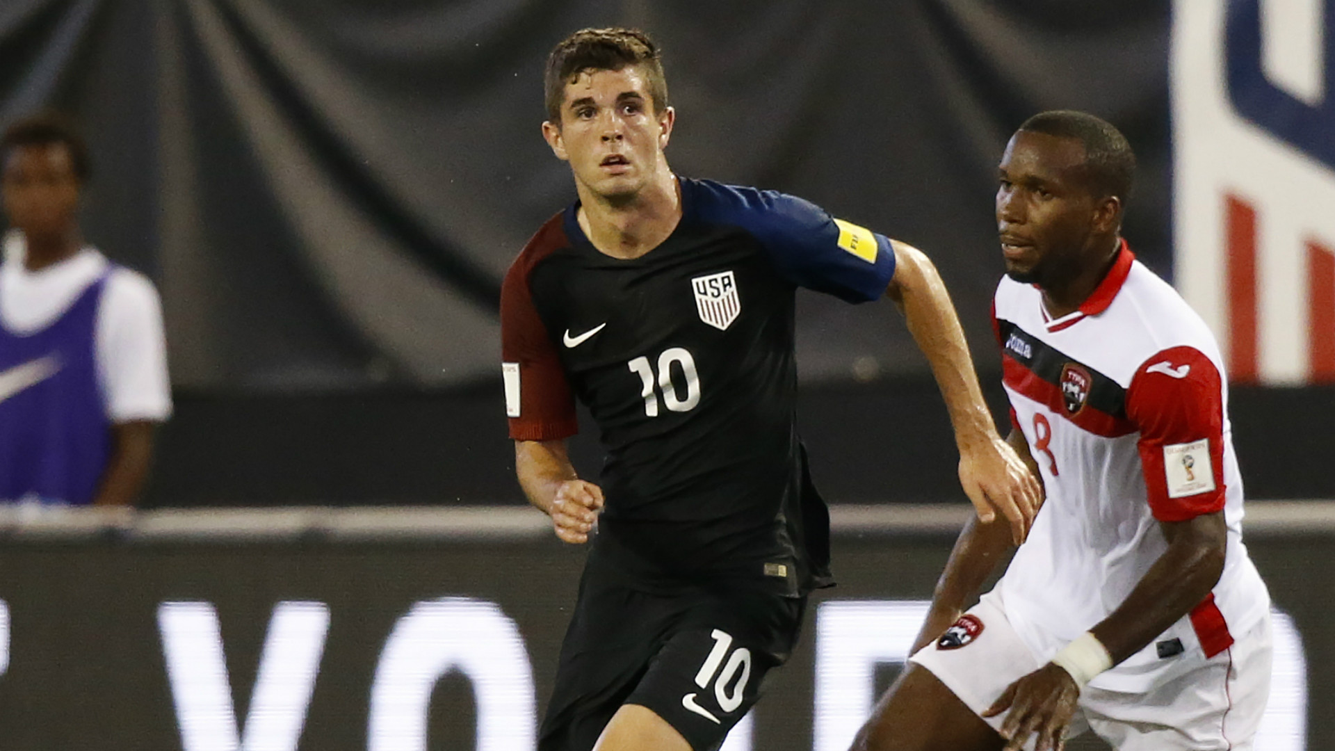 Christian Pulisic USA T&T 09062016
