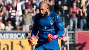 Tim Howard Colorado Rapids MLS 11062016