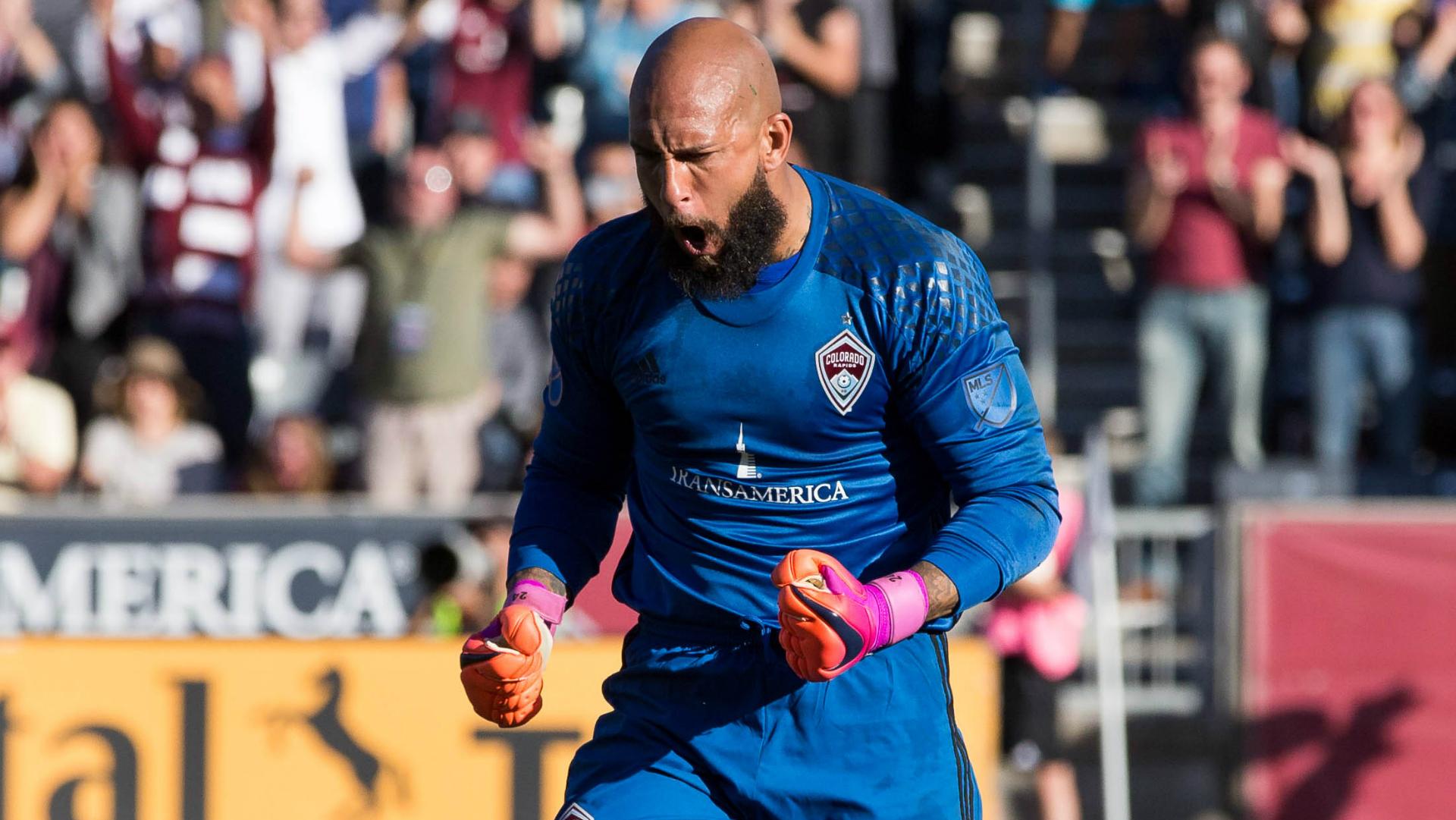 Tim Howard Colorado Rapids MLS 11062016