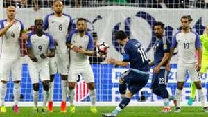 Lionel Messi Argentina USA 06212016