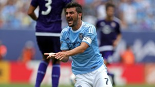 David Villa NYCFC MLS 07262015
