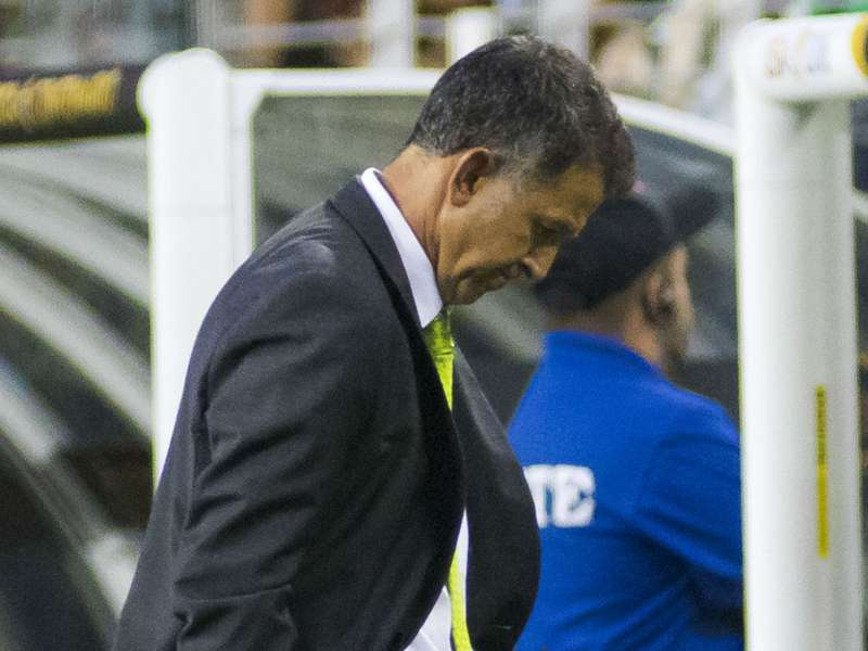 Osorio, Mexico players apologize to Mexican fans after defeat