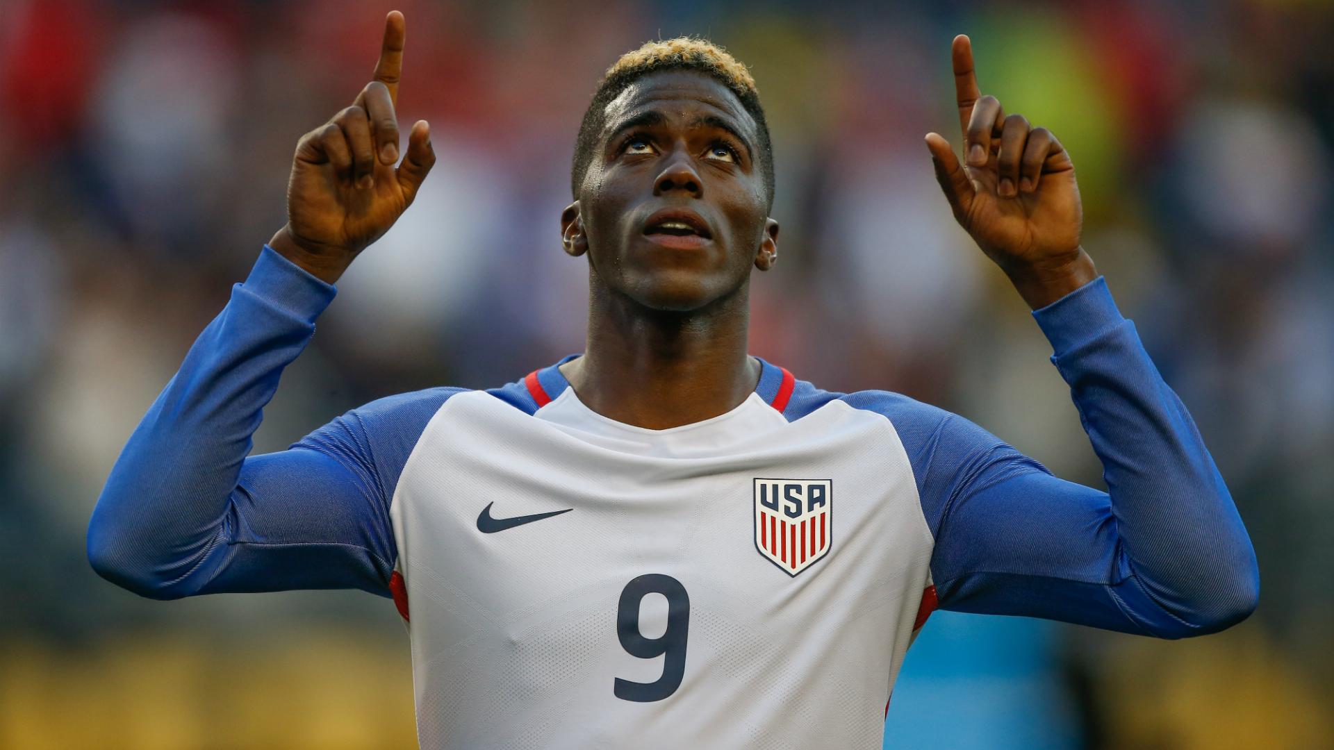 Gyasi Zardes USA Copa America 06162016