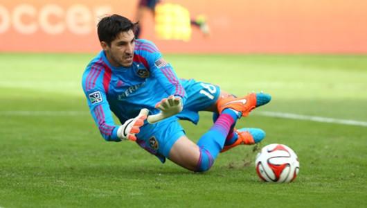Jaime Penedo LA Galaxy MLS Cup 12072014