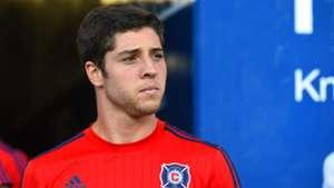 Matt Polster Chicago Fire MLS 07252015