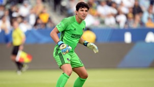 Brian Rowe LA Galaxy MLS 10302016