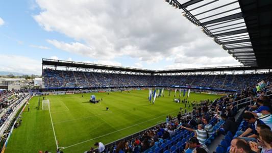 Avaya Stadium San Jose Earthquakes MLS 03222015