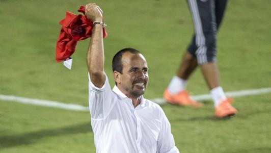 Oscar Pareja FC Dallas U.S. Open Cup final 09132016