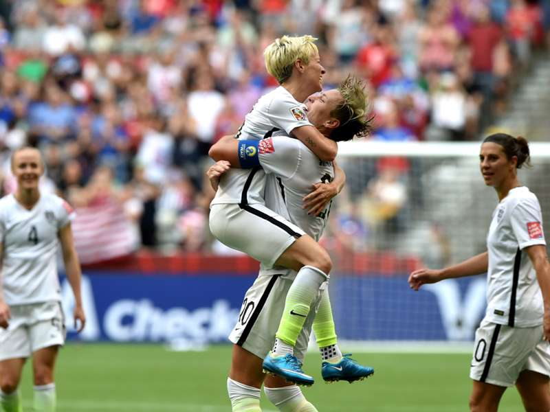U.S. happy to advance after tough Nigeria clash