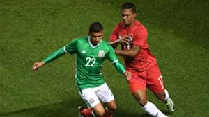 Orbelin Pineda Mexico Luis Ovalle Panama friendly 10112016